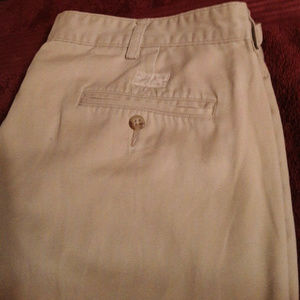 POLO RALPH LAUREN PANTS MENS 40x30 -- Off-White